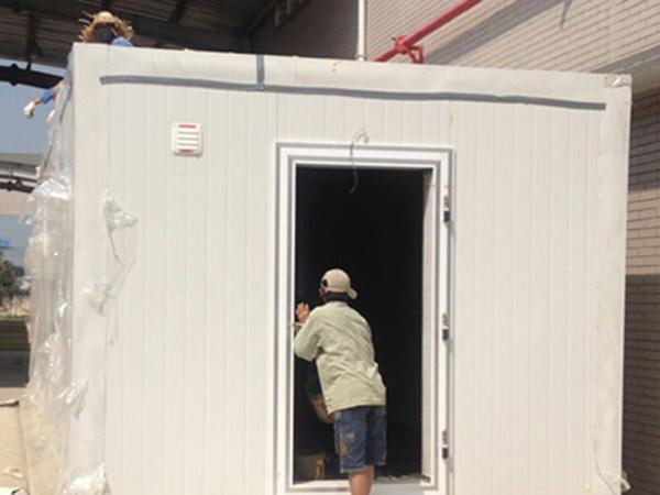 panel kho lạnh thủy sản